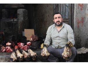 Siirt'te vatandaşların Ramazan tercihi kelle paça