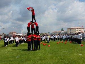Kulu'da 19 Mayıs kutlamaları
