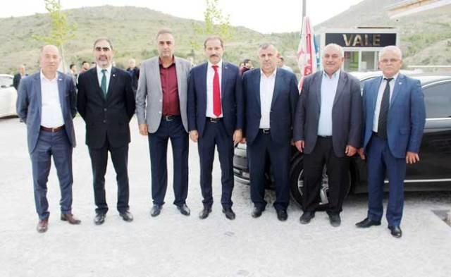 Karabacak: Biz güçlü bir aileyiz