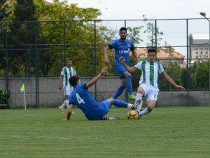 Konyaspor U 19 Kasımpaşa ile yenişemedi