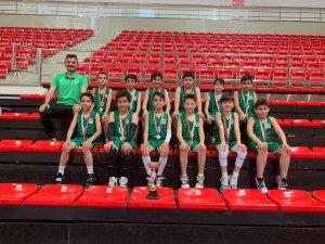 Konyaspor U 10 Basketbol Konya şampiyonu