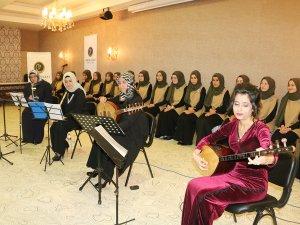 Birlik Vakfı Hanımlar Komisyonu'ndan  Tasavvuf musikisi konseri