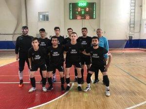 Öntur Havzanspor  2. tura yükseldi