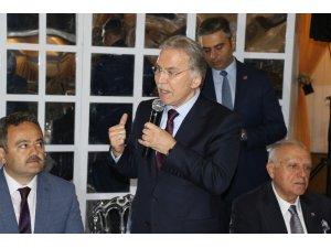 """Şahin: """"HDP'de olsaydı, ama onlar Türkiye Partisi olmayı başaramadılar"""""""