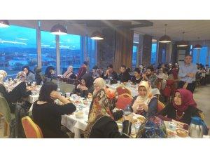 Sivas İHH'dan yetim çocuklar için iftar programı