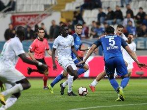 Konyaspor'un deplasman karnesi