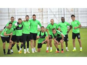 Atiker Konyaspor'da Akhisarspor maçı hazırlıkları sürüyor