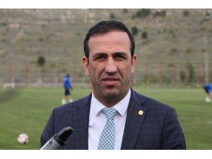 """Adil Gevrek: """"Avrupa hedefimiz için Bursaspor maçını kazanmamız lazım"""""""