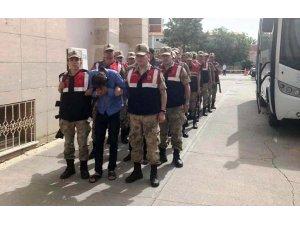 Konya'da eş zamanlı kredi kartı dolandırıcılığı operasyonu