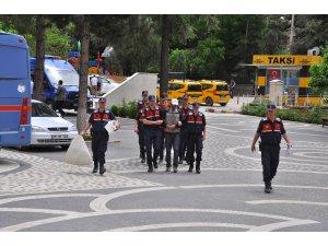 Akşehir'de 150 kök Hint keneviri ele geçirildi