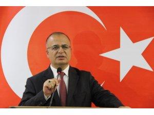 """Güler: """"Cumhur İttifakı'nın adayı Binali Yıldırım'a sonuna kadar destek olacağız"""""""
