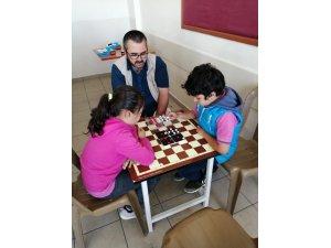 Karapınar'da akıl ve zeka oyunları turnuvası