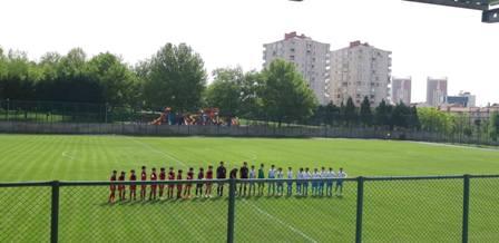 U13 Futbol Altyapı Gelişim Projesi Futbol Turnuvası Konya'da başladı
