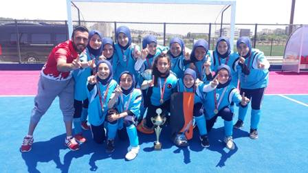 Bozkırlılar Vakfı İHO Türkiye şampiyonu