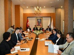 OKA Yönetim Kurulu toplantısı