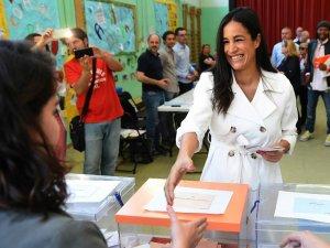 İspanya Avrupa Parlamento seçimleri için sandık başında