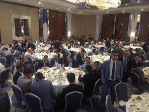 ASRİAD İstanbul'da İftar programında buluştu