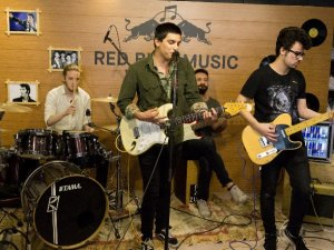 Red Bull Music, Selçuk Üniversitesi'nde