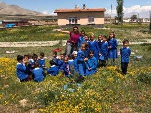 Yunak'ta Okul Dışarıda Günü etkinliği düzenlendi