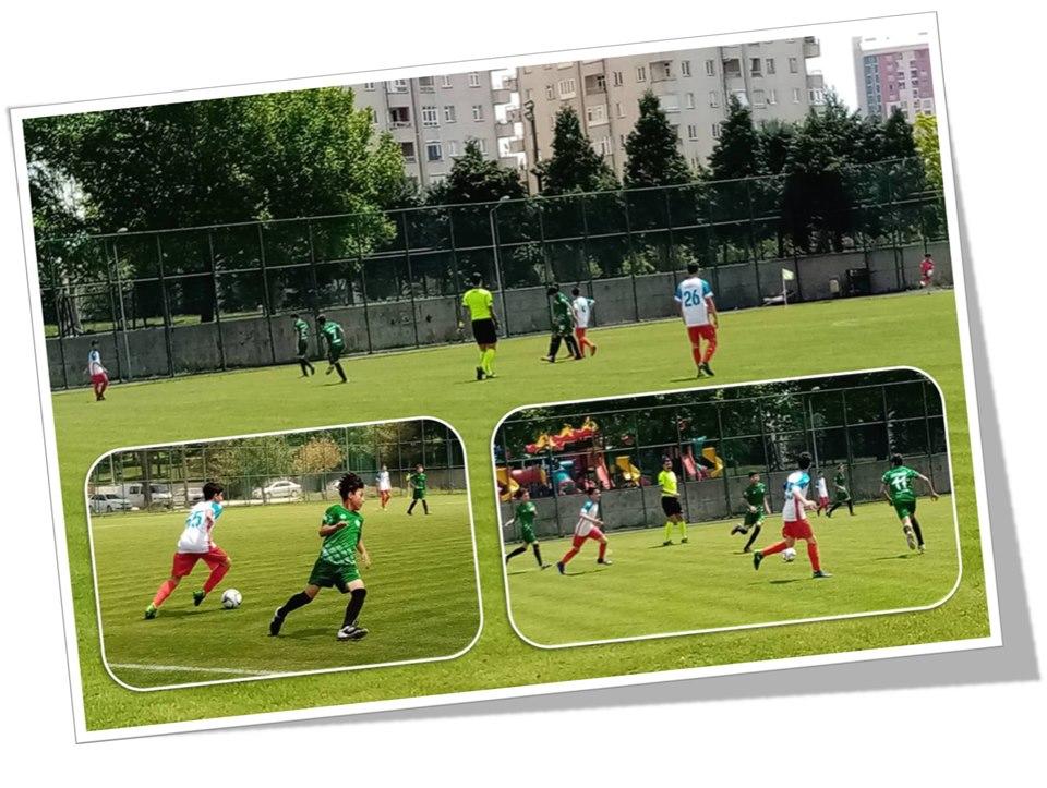 U13 Futbol Turnuvası  Konya'da sona erdi