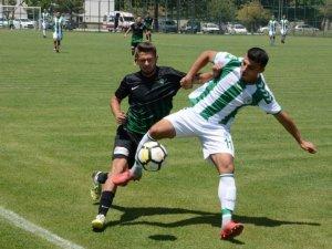 Konyaspor U 21, farklı bitirdi