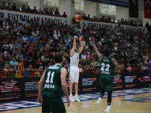 Konyaspor:70-Ormanspor:69 (2-1)