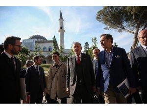 """Cumhurbaşkanı Erdoğan'ın """"Demokrasi ve Özgürlükler Adası"""" ziyareti"""