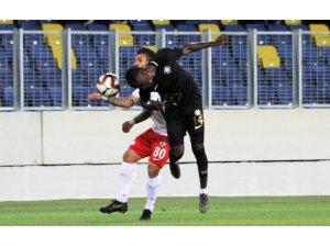 Osmanlıspor: 2 - Gazişehir Gaziantep: 0 (Pen 8-9)