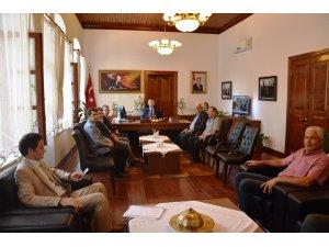 Edremit OSB'de ilk yönetim kurulu toplantısı yapıldı
