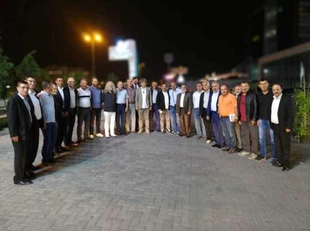 Ankara'daki Yunaklıklar buluştu