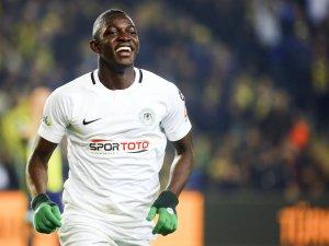 Moryke Fofana Trabzonspor'a haber gönderdi