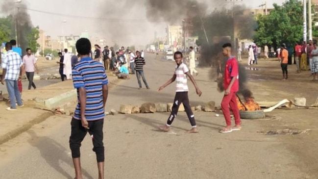 Sudan'da ordu halka müdahale etti!