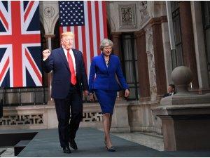 """Trump: """"İngiltere'nin Avrupa Birliğinden çıkışı gerçekleşmeli"""""""