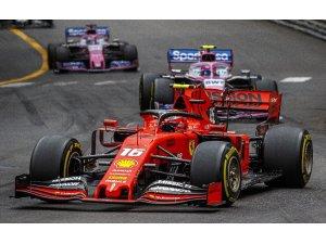 Almanya Grand Prixi nefes kesti