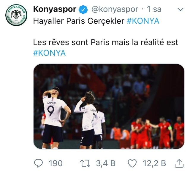 Hayaller Paris Gerçekler #KONYA