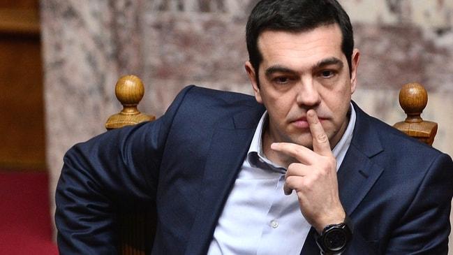 Çipras istifa etti... Yunanistan erken seçime gidiyor..