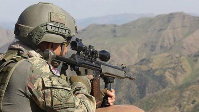 Tunceli'de çatışma: 4 asker yaralı...