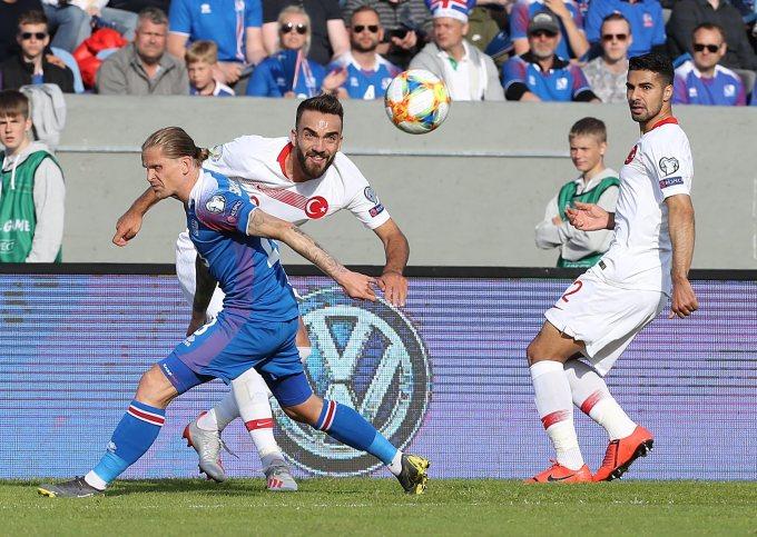 İzlanda-Türkiye maçından notlar