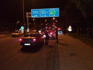 Nurdağı'nda Trafik ve Asayiş uygulaması