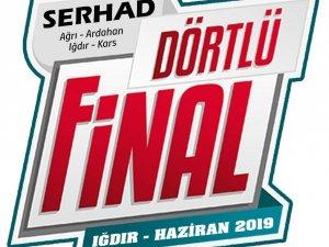 Serhad illerini futbol bir araya getirecek