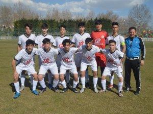 U16 Türkiye Şampiyonası başladı