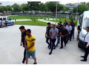 Polisin alıcı kılığına girdiği tarihi eser operasyonunda 1 kişi tutuklandı