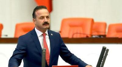 İYİ Parti Grup Başkanvekili Ağıralioğlu: Tayyip Bey'e sallanan parmağı Türk devletine sallanan parmak sayarız