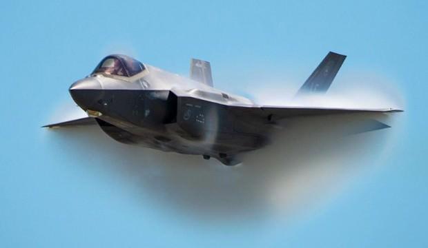 F-35'lerin gizli belgeleri basına sızdı!