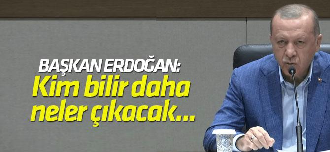 İmamoğlu'nun valiye hakareti Erdoğan: Kim bilir daha neler çıkacak...