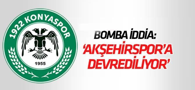 1922 Konyaspor, Akşehirspor'a mı devrediliyor?