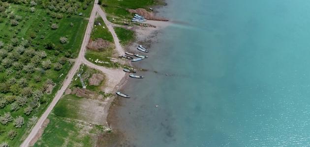 Beyşehir Gölü'nde su ürünleri yasağı sona erdi
