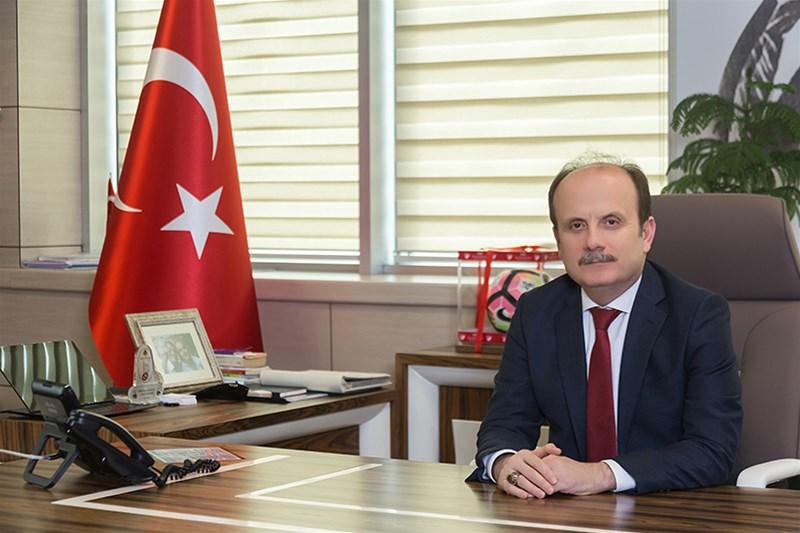 Mehmet Baykan Başkan vekili oldu
