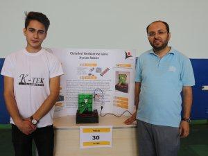 Konya'da liseli öğrencilerden bilim sergisi