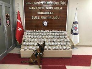 'Zeyna'nın katıldığı operasyonda 90 kilo 720 gram eroin ele geçirildi